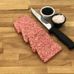 4 Pack Square Sausage