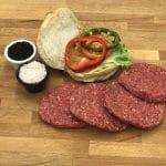 4 Steak Burgers Pack