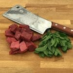 Diced Steak Deal