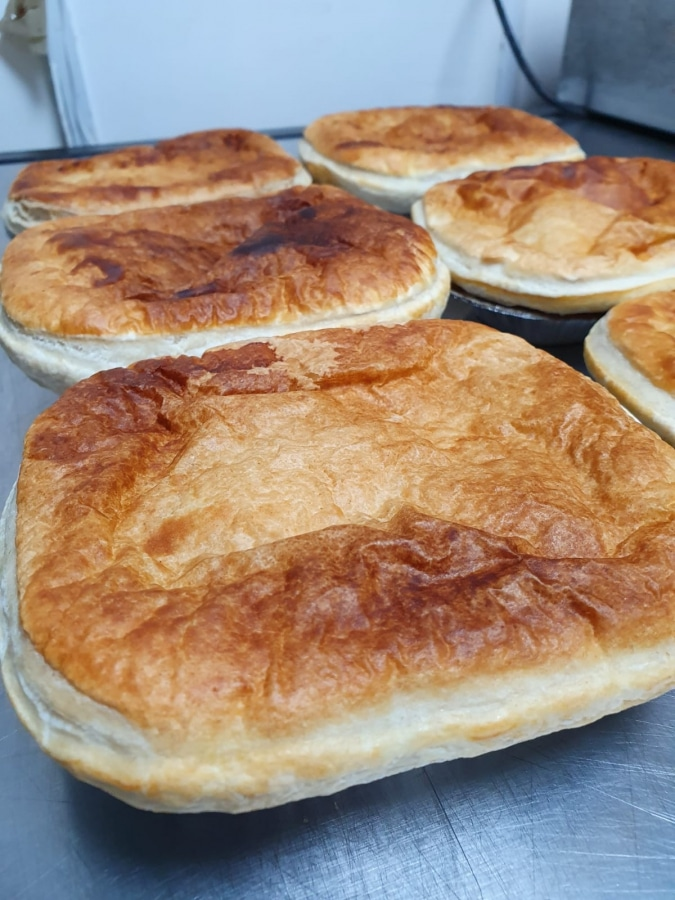 Buy 1 Portion Steak Pie Online - Award Winning Scottish ...