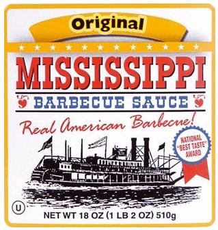 Mississippi BBQ Sauce