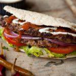 Doner Kebab – Oven Bake